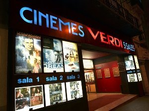 English cinemas in Barcelona