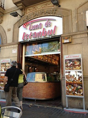 middle eastern restaurants in barcelona