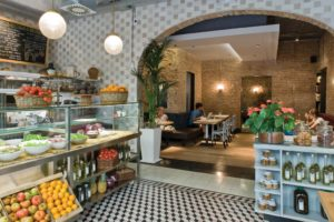 VEGETARIAN RESTAURANTS in BARCELONA