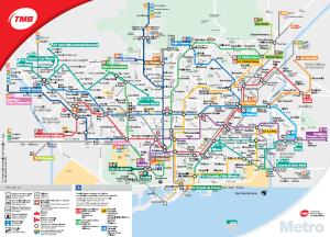 JustLanded BCN BARCELONA MAPS JUSTLanded BCN